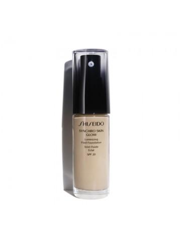 Shiseido Synchro Skin Glow Illuminizing Fluid Foundation SPF20