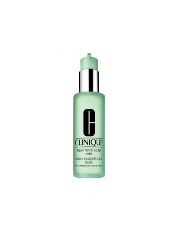 Clinique Jabón Facial Suave