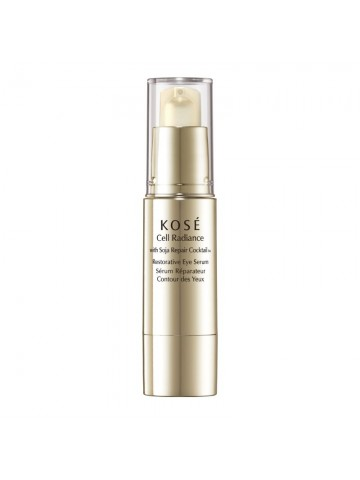 Kose  Cell Radiance  With Soja Repair Cocktail Tm  Restorative Eye Serum