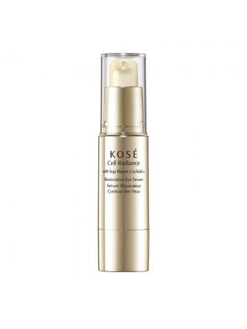 Kose Cell Radiance With Soja Repair Cocktail Tm Restorative Eye Serum
