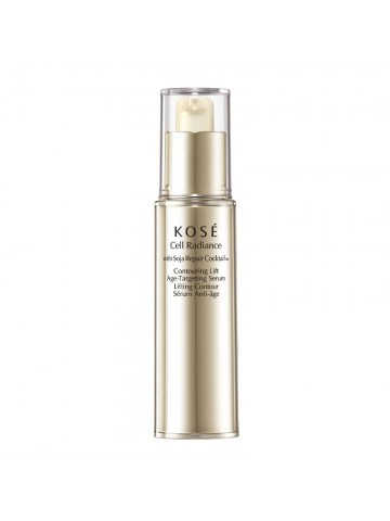 Kose  Cell Radiance  With Soja Repair Cocktail Tm  Contouring Lift  Age-Targeting Serum