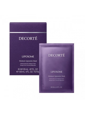 Decorte Moisture Liposome Mask