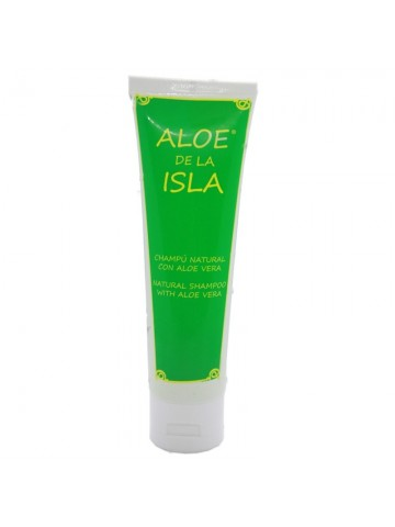 Aloe de la Isla Natural Shampoo with Aloe Vera