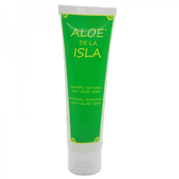 Aloe de la Isla Natural Shampoo with Aloe Vera