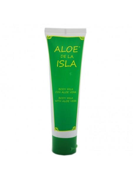 Aloe de la Isla Body Milk with Aloe Vera