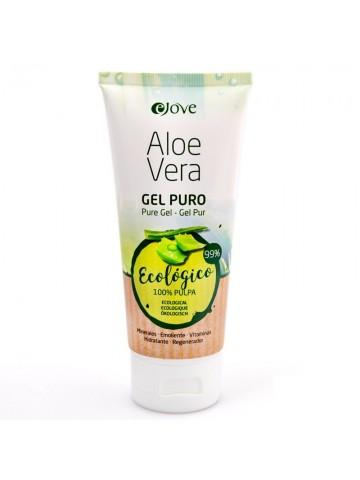 Ejove Aloe Vera Gel Puro Ecológico Contiene 99% de Aloe Vera