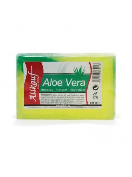 Allkauf Aloe Vera Pastilla de Jabón de Glicerina