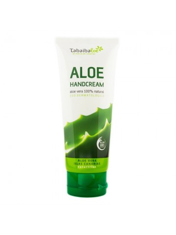 Tabaibaloe Aloe Hand Cream Aoe Vera 100% Natural