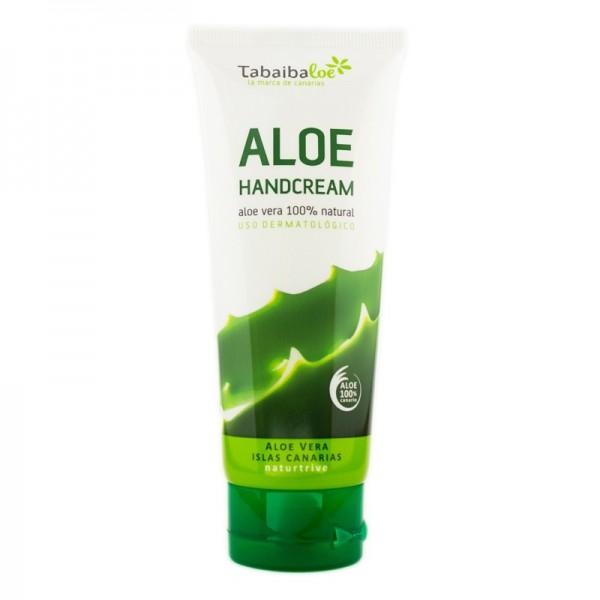 Tabaibaloe Aloe Hand Cream Aoe Vera 100% Natural