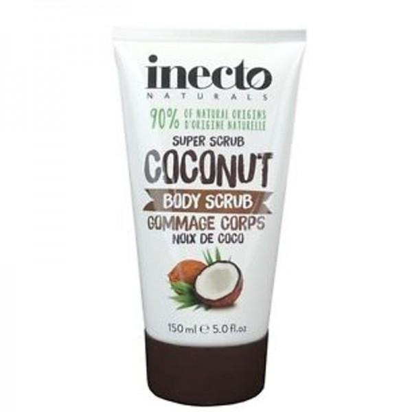 Inecto Naturals Super Scrub Scrub corpo al cocco