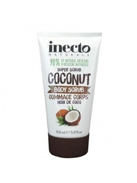 Inecto Naturals Super Scrub Coconut Body Scrub