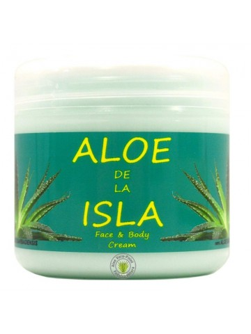 Aloe de la Isla Face & Body Revitalising Cream