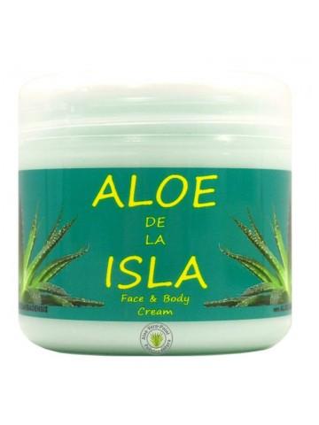 Crema Rivitalizzante Viso e Corpo Aloe de la Isla