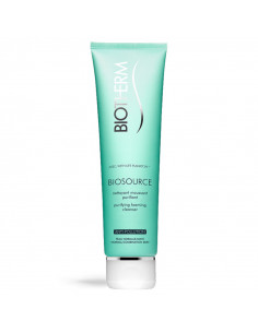 Biotherm Biosource Gel cremoso limpiador facial