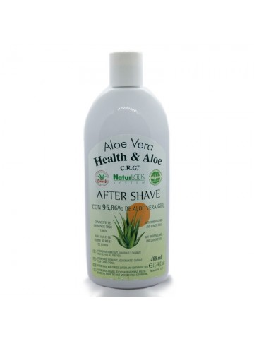 <span class='notranslate' data-dgexclude>Health & Aloe</span> Aloe Vera NaturLock System After Shave With 95.86% gel di aloe ver