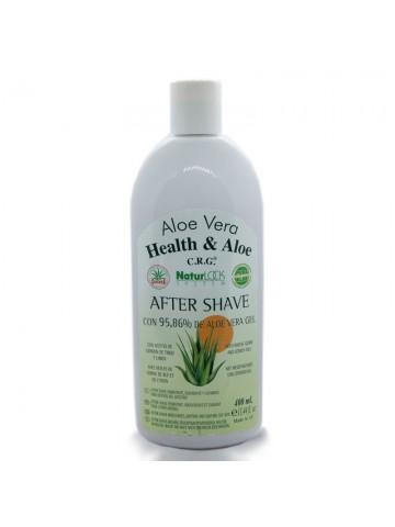 <span class='notranslate' data-dgexclude>Health & Aloe</span> Aloe Vera NaturLock System After Shave With 95.86% aloe vera gel