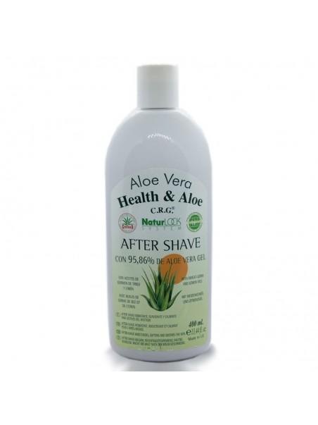 Health & Aloe Aloe Vera NaturLock System After Shave Con 95,86% de gel de aloe vera
