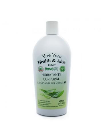 Health & Aloe Aloe Vera NaturLock System Hidratante Corporal Con 64,55% de gel de aloe vera BIO