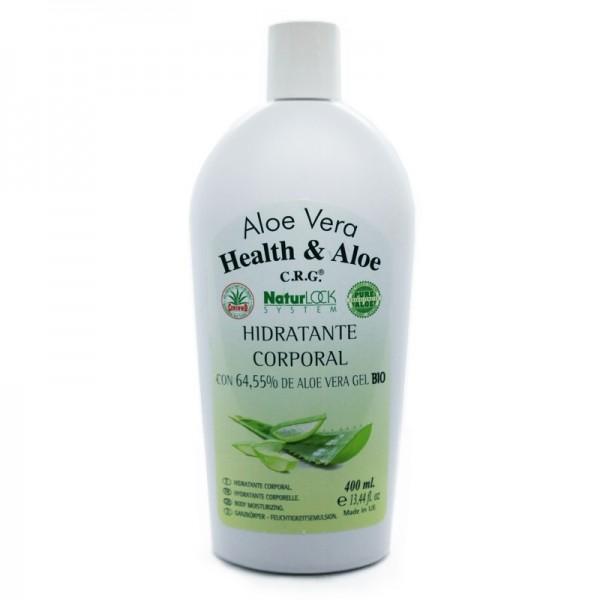 <span class='notranslate' data-dgexclude>Health & Aloe</span> Aloe Vera NaturLock System Body Moisturizer With 64.55% BIO aloe v
