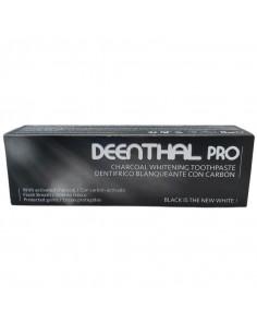 Deenthal Pro Dentífrico blanqueante con carbón activo