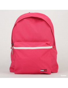 Tommy Hilfiger - Fabric Backpack with External Pocket AW0AW08243
