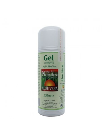 Gel cosmetico Amigos de la Naturaleza 99.5% Aloe Vera