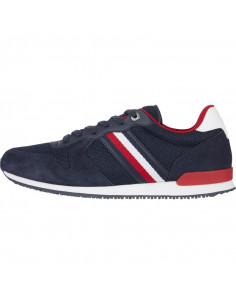 Tommy Hilfiger Sneakers Iconic Material Mix Runner FM0FM03470