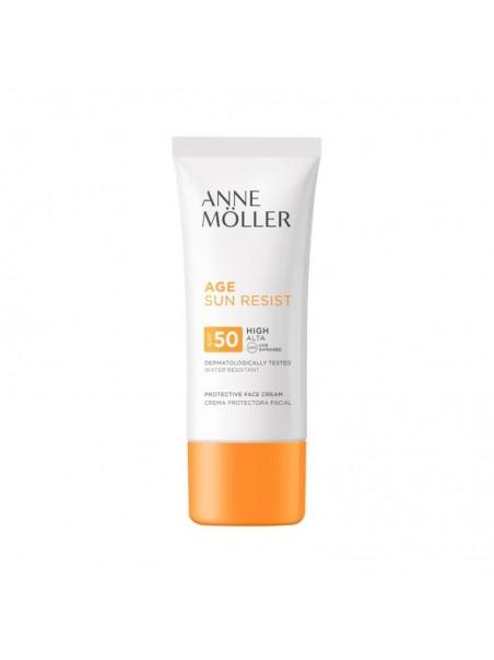 Anne Moller Age Sun Resist Crema Solare 50Ml