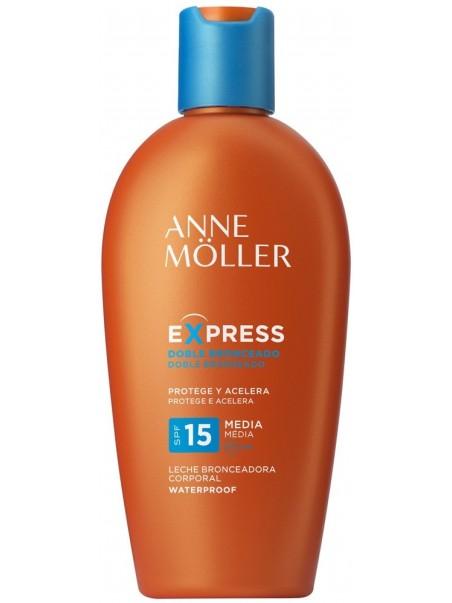 Anne Moller Express Leche Bronceadora