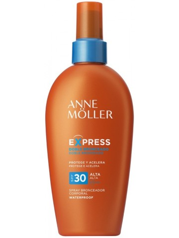 Anne Moller Express Abbronzante Spray
