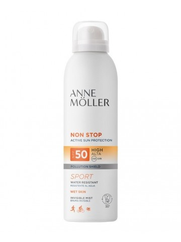 Anne Moller Non Stop Invisible Body Mist