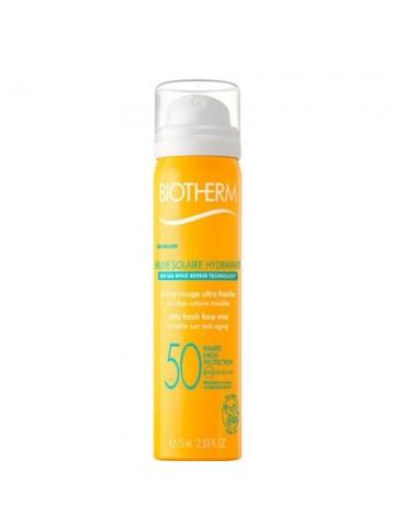 Biotherm Solar Eau Brume Hydratant Spf50 75Ml