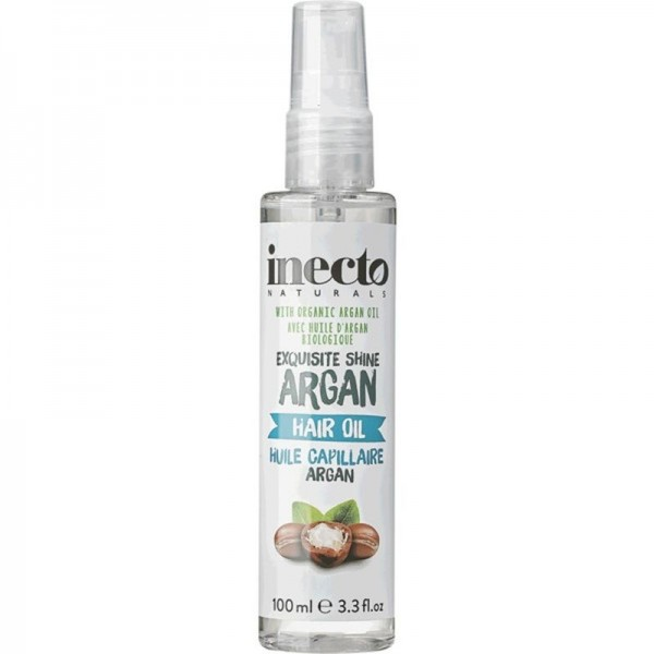 Inecto Naturals Exquisite Shine Argan Hair Oil