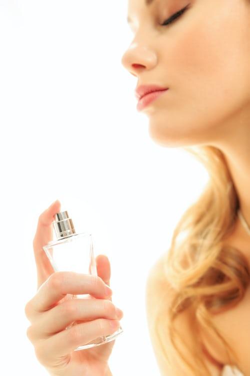 En 1988 el público puede comprar perfumes Carolina Herrera